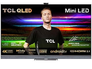 TCL 55C825 QLED TV -