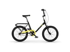 MBM F**k U Bmx Fahrrad One Size Yellow