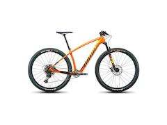 Niner Air 9 Rdo X01 Axs 29 2020 Mtb Fahrrad M Orange / Yellow