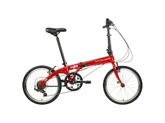 Dahon Vybe D7 Faltrad One Size Red