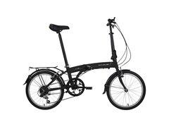 Dahon Suv D6 Faltrad One Size Black