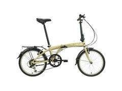 Dahon Suv D6 Faltrad One Size Gold
