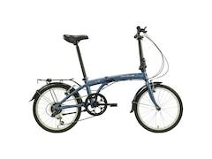 Dahon Suv D6 Faltrad One Size Blue