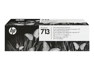 HP 713 (3ED58A) schwarz, cyan, magenta, gelb Druckkopf -