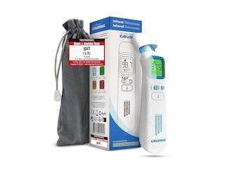 Grundig Kontaktloses Infrarot Fieberthermometer -