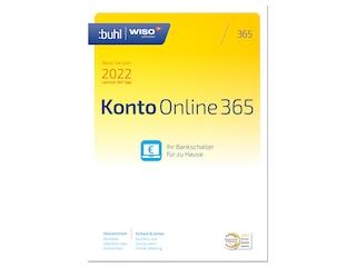 Buhl Data Service WISO Konto Online 365 (Version 2022) -