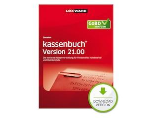 Lexware kassenbuch Version 21.00 (2022) - Jahresversion (365 Tage) -