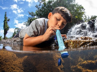 LifeStraw Personal (blue) -