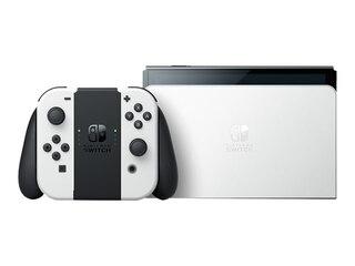 Nintendo Switch (OLED-Modell) weiß -
