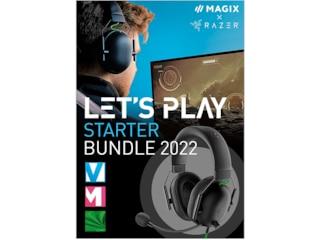 Magix Entertainment Let's Play Bundle ? Starter Edition (2022) -