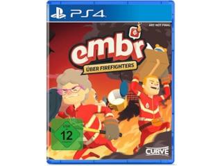 U & I Entertainment Embr: Über Firefighters (PS4) -