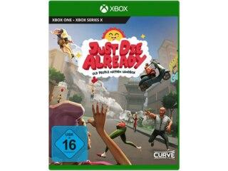 U & I Entertainment Just die Already (Xbox One) -