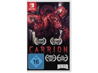 U & I Entertainment Carrion (Nintendo Switch) -