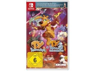 U & I Entertainment TY the Tasmanian Tiger HD + 2: Bush Rescue (Nintendo Switch) -