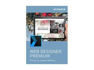 Magix Entertainment Web Designer 18 Premium -