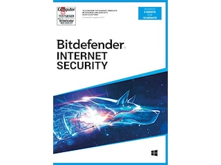 Bitdefender Internet Security 2021 5 Geräte 1 Jahr -