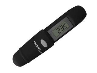 Technoline IR 200 Infrarot-Fieberthermometer schwarz -
