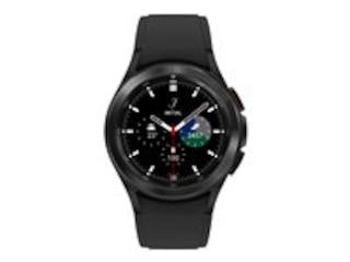 Samsung Galaxy Watch4 Classic (46mm) Smartwatch schwarz -