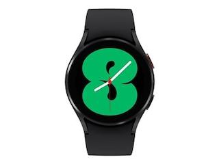 Samsung Galaxy Watch4 (40mm) Smartwatch schwarz -