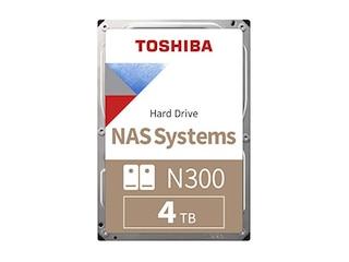 Toshiba N300 4TB (HDWG440UZSVA) -