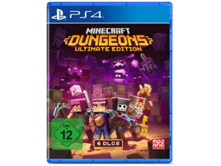 Mojang Minecraft Dungeons Ultimate Edition (PS4) -