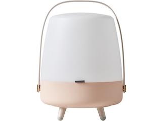 Kooduu Lite - Play Light Rose Bluetooth-Lautsprecher pink -
