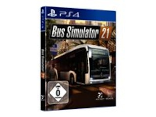 Astragon Bus Simulator 21 (PS4) -