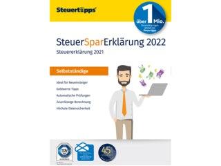 Akademische Arbeitsgemeinschaft SteuerSparErklärung 2022 Selbstständige -