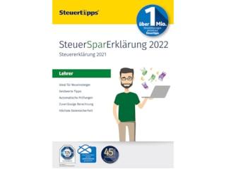 Akademische Arbeitsgemeinschaft SteuerSparErklärung 2022 Lehrer -