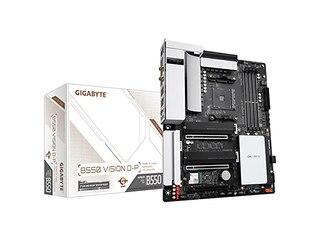 GigaByte B550 Vision D-P ATX AM4 -