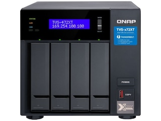 QNAP TVS-472XT-I5-4G (ohne HDD) -