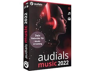 Avanquest Audials Music 2022 -