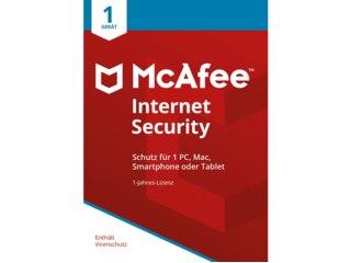 McAfee Internet Security 2022 1 Gerät -