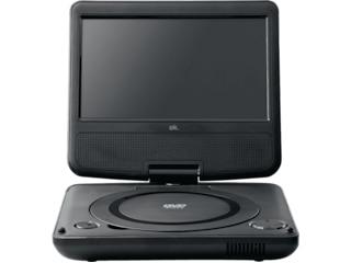 OK. OPD 720-1 Tragbarer DVD-Player, Schwarz -
