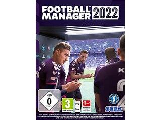 Sega Football Manager 2022 (PC) -