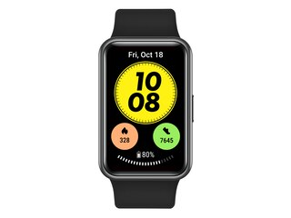 Huawei Watch Fit new Silikon, 80-120 mm (Standard), 80-102 (kurz) -