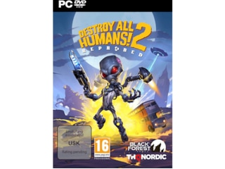 THQ Nordic GmbH Destroy All Humans! 2: Reprobed (PC) -