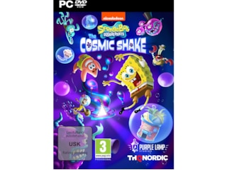 THQ Nordic GmbH SpongeBob SquarePants Cosmic Shake (PC) -