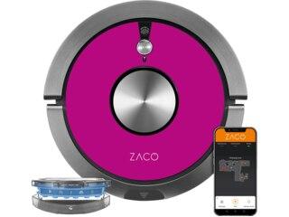 Zaco 501905 A9sPro mit Wischfunktion Hot Pink -