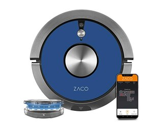 Zaco 501905 A9sPro mit Wischfunktion Royal Blue -
