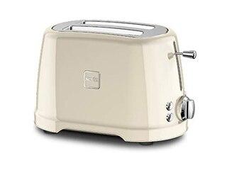 Novis T2 Kompakt-Toaster creme -