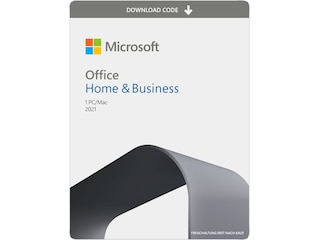 Microsoft Office 2021 Home & Business -