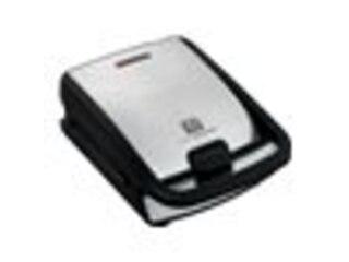 Tefal SW857D12 Sandwich-Toaster Schwarz, Edelstahl -