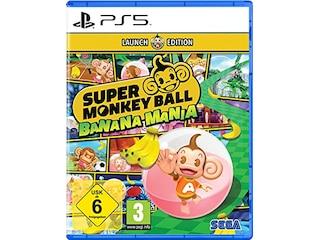 Sega Super Monkey Ball Banana Mania Launch Edition (PS5) -