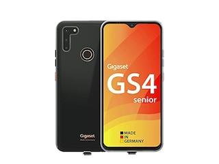 Gigaset GS4 Senior schwarz -