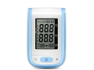 wei-d Oberarm-Blutdruckmessgerät blau (6294346476252) -