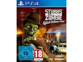 THQ Nordic GmbH Stubbs the Zombie in Rebel Without a Pulse (PS4) -