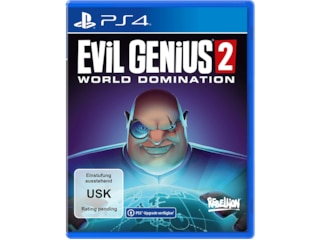Sold Out Software Evil Genius 2 (PS4) -