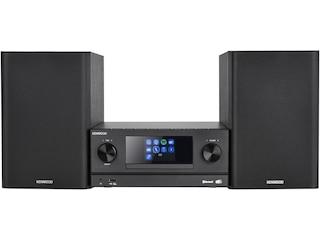Kenwood M-9000S Mini-System schwarz -