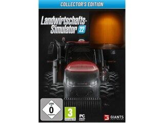 Astragon Landwirtschafts-Simulator 22 - Collectors Edition (PC) -